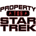 Red Property Star Trek - TOS