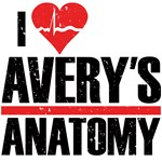 I Heart Avery's Anatomy