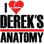 I Heart Derek's Anatomy