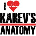 I Heart Karev's Anatomy