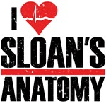 I Heart Sloan's Anatomy