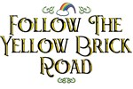 Follow the Yellow Brick Road - Wizard of Oz
