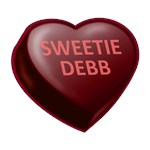 SWEETIE DEBB  Candy Heart