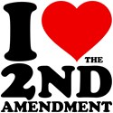 I Heart the 2nd Amendment
