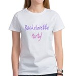 Bachelorette Party2 Women's T-Shirt