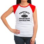 Property of a DOD Government Contractor Women's Ca