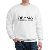 Logical Obama Sweatshirt
