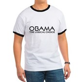 Logical Obama Ringer T