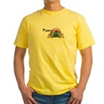 Fish Pisces Yellow T-Shirt