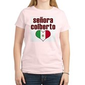 Senora Colberto Women's Light T-Shirt