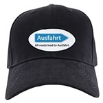 All roads lead to Ausfahrt Black Cap