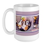 Calico Cat Large Mug