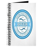 100% Genuine Diver Journal