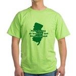 At Least It's Not Staten Island Green T-Shirt
