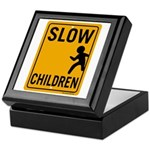 Slow Children Keepsake Box