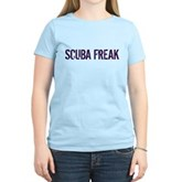 Scuba Freak Women's Light T-Shirt