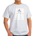 Light T-Shirt : Sizes S,M,L,XL,2XL,3XL  Available colors: Ash Grey,Natural,Light Blue