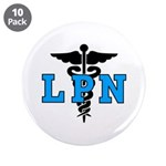 "LPN Symbol 3.5"" Button (10 pack)"