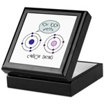 Carbon Dating Keepsake Box