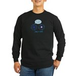 Carbon Dating Long Sleeve Dark T-Shirt