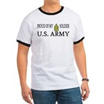CSM - Proud of my soldier Ringer T