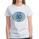50 Logged Dives Women's T-Shirt