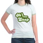 Oh Snap Jr. Ringer T-Shirt