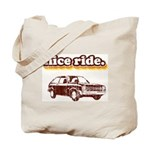 Nice Ride Tote Bag