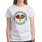 Part of my Heart - Afghanistan Women's T-Shirt