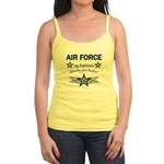 Air Force Boyfriend freedom Jr. Spaghetti Tank