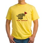 Future Republican Yellow T-Shirt