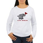 Future Republican Women's Long Sleeve T-Shirt