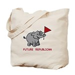 Future Republican Tote Bag
