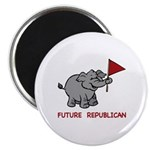 "Future Republican 2.25"" Magnet (10 pack)"