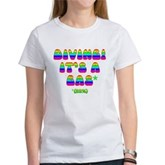 Diving It's a Gas Women's T-Shirt