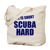 Scuba Hard Tote Bag