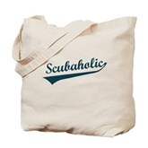  Scubaholic Tote Bag