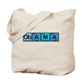 Obama Elements Tote Bag