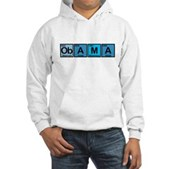 Obama Elements Hooded Sweatshirt