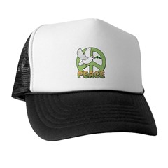 Birdorable Peace Dove Trucker Hat