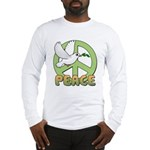 Birdorable Peace Dove Long Sleeve T-Shirt