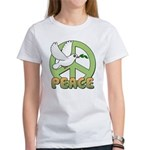 Birdorable Peace Dove Women's T-Shirt