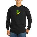 I Do Not Participate! Long Sleeve Dark T-Shirt