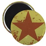 "Rusty Star 2.25"" Magnet (100 pack)"