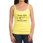 Sleep Safe Sleep with a Coastie Jr. Spaghetti Tank