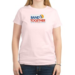 Band Together logo Women's Light T-Shirt