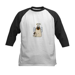 Holy Kitty Kids Baseball Jersey