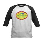 Cure Ignorance Kids Baseball Jersey