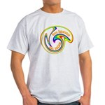 Cure Ignorance (Rainbow) Light T-Shirt