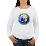 Autistic Planet Women's Long Sleeve T-Shirt